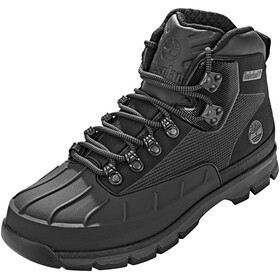 Timberland Euro Hiker Shell Toe Shoes Men black